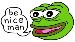 Character, Pepe the Frog & Copyright